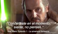 Liam Neeson, Star Wars: Episodio 1 - La amenaza fantasma